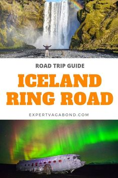 Tips for driving the Ring Road in Iceland. My complete itinerary and travel guide! #Iceland #Europe #RingRoad #RoadTrip #Adventure #Travel