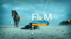 """SBS / Channel Packaging on Vimeo - use of motion graphics and defocus to transition between """"human"""" footage and data/graphics"""