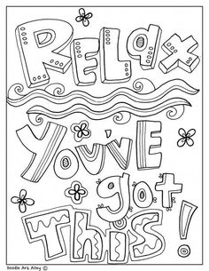 Free and printable quote coloring pages, perfect for the classroom., EDUCATİON, Free and printable quote coloring pages, perfect for the classroom. Bring some inspiration to your school Enjoy! Quote Coloring Pages, Colouring Pages, Printable Coloring Pages, Coloring Sheets, Coloring Pages For Kids, Coloring Books, Coloring Pages Inspirational, Kindergarten Coloring Pages, School Coloring Pages