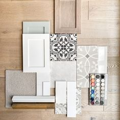 I am excited to share our new home build process with you! Today, we are sharing a modern farmhouse coastal decor mood board for our new homes living room! Mood Board Interior, Interior Design Boards, Home Design, Küchen Design, Design Ideas, Modern Farmhouse Interiors, Coastal Farmhouse, Modern Farmhouse Living Room Decor, Modern Farmhouse Design