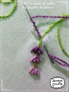 Loop Stitch www.embroidery.roc