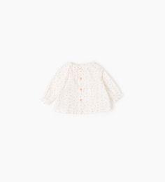 ZARA - KIDS - Stars and polka dots shirt