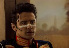 Inez & Vinoodh : Stand and Deliver! - James Franco, 2011