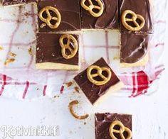 Nutellapalat. Washer Necklace