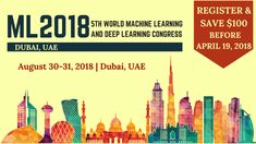Deep Learning, Artificial Intelligence, Machine Learning, Uae, Conference