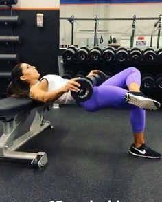 "8,278 Likes, 148 Comments - Alexia Clark (@alexia_clark) on Instagram: ""Single Leg Suicide 1. 15 reps each side 2. 15 reps each side 3. 20 taps each leg 4 ROUNDS!…"""