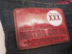 Leather labels by Okinawa Operations