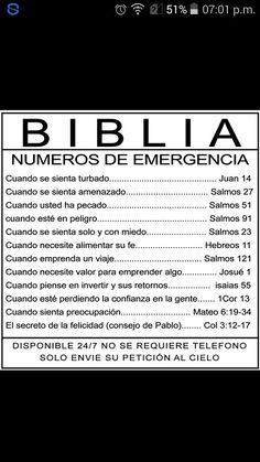 Mensajes bíblicos