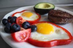 egg in pepper ring