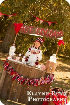 Hot Cocoa Stand Cuteness - House of Hargrove
