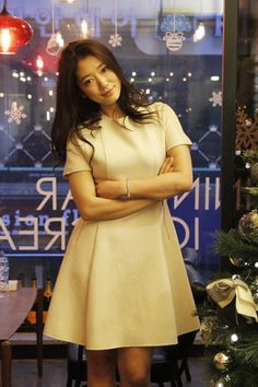 Park Shin Hye's Holiday Photos For S.A.L.T. Entertainment | Couch Kimchi