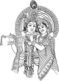 Gods clipart radha krishna - pin to your gallery. Explore what was found for the gods clipart radha krishna Krishna Drawing, Krishna Art, Radhe Krishna, Krishna Images, Lord Krishna, Shiva, Cliparts Free, Clip Art Pictures, Art Images
