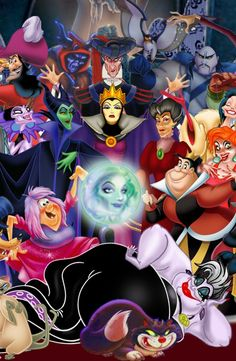 Can You Match The Evil Quote To The Disney Villain?