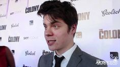 Atticus Mitchell (Benny Weir - My Babysitter's a Vampire) chats with us at the World Premiere of The Colony, in Toronto, Canada. Dean Mitchell, My Babysitter's A Vampire, Atticus, My King, Beautiful People, My Love, Boys, Strong Girls, Cat Breeds