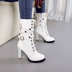 f60a5cc763e6 28 Best ladies motorcycle boots images