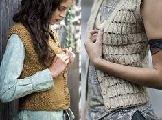 New Favorites: Textured sweater vests