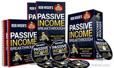 Passive Income Breakthrough - How To Create Digital Products