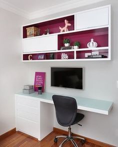 modern decoration home office features. TV Wall Mount Ideas For Living Room, Awesome Place Of Television, Nihe And Chic Designs, Modern Decorating Ideas. Decoration Home Office Features