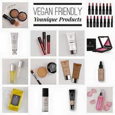younique, vegan friendly