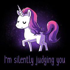 Judging You t-shirt TeeTurtle