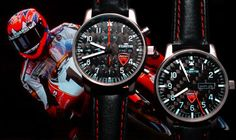 Fortis Ducati Limited Edition Swiss Watch - Speedzilla Motorcycle Message Forums