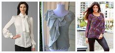 Aprender a cómo hacer una blusa sencilla es más fácil de lo que imaginas, hoy te…