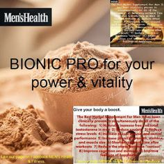 Stay Fit Healthy & Young : As an adaptogenic herbal BIONIC PRO  has many effe...