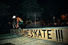 aggressive inline skate !!!
