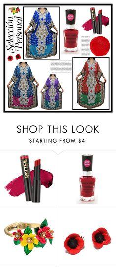 Ladies Fashion Kimono Kaftans by lavanyas-trendzs on Polyvore featuring Betsey Johnson, L.A. Girl, Wet n Wild, Surratt and Oris  http://www.polyvore.com/cgi/set?id=222194990  #kaftandress #kaftannighty #kimono #lounger #coverup #longdress #maxidress #loosedress #kimonokaftan #womenkaftan