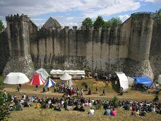 Remparts, fête Médiévale de Provins - 2007