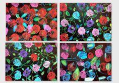 small heads of art - floral prints made with endive Art Activities For Kids, Preschool Art, Art For Kids, Art Floral, Floral Prints, Flower Crafts, Flower Art, 3rd Grade Art, Ecole Art