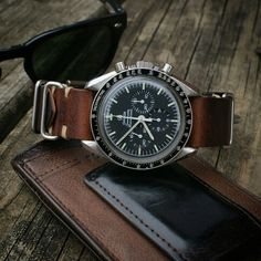 BandRBands chestnut leather combo!!!