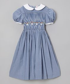 Emily lacey smocked dresses
