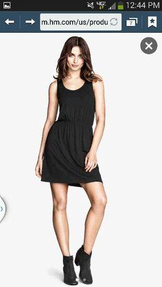 Laid back dress