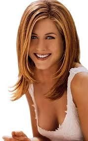 """hair perfection.. im sorry i just love the """"friends cut"""" always will"""