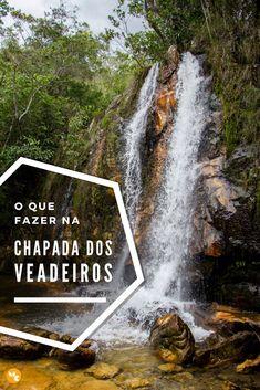 O que fazer na Chapada dos Veadeiros – Roteiro de viagem.  Seleção de passeios imperdíveis para fazer na Chapada dos Veadeiros - um dos maiores destino místico brasileiro.