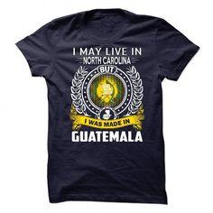 nice GUATEMALA T-shirt, I love GUATEMALA Cheap T-shirt