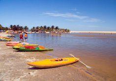 Lagoa do Siri - Marataízes - ES, Brasil