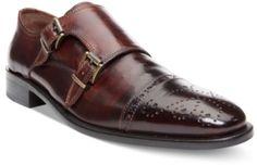 1002f8f55f Donald Pliner Gevan Double Monk Strap Slip-On Shoes Best Shoes For Men
