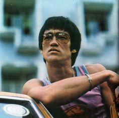 Visites aux studios Shaw Brothers et Golden Harvest - Bruce Lee