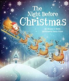 The Night Before Christmas (Christmas Picture Books) by Parragon http://www.amazon.co.uk/dp/1472319583/ref=cm_sw_r_pi_dp_S2qrub12618G1