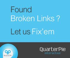 Free broken link checker - crawls your WHOLE website and shows you what's broken. Awesome.