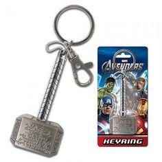 Smart Living Company Thor Hammer Key Chain