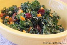 Kale Miso Salad