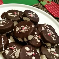 Clean Peppermint Patty  – York Peppermint Patties Recipe Improved