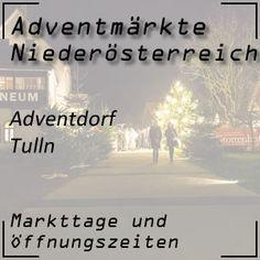 das Adventdorf in Tulln ist auch ein großer Adventmarkt, der sogar bis #silvester geöffnet hat #tulln #niederösterreich Bad Vöslau, Advent, Pony Rides, New Years Eve, Interesting Facts