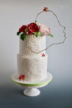 Birthday cake by tomima