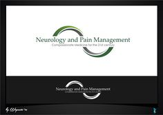 Logo for the leading Neurology and Pain Management Clinic in Indiana by hybay..!!!