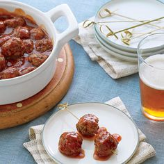 Party-Perfect Meatballs Recipe