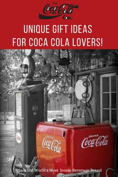 Gift giving for coca cola lovers is easy! I have pulled together some unique gift ideas for any occasion. Enjoy a coke and smile.#cocacola #uniquevintage #cocacolagiftideas#cocacolaiphonecase AFFILIATE LINK.